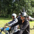Taggade mopedister