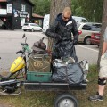 Pepita moped mötte upp vid Stolpen