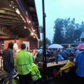 Regn, blixtar & dunder