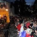Glad, stående och fantastisk publik i Åmål!