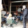Viblev bjudna på födelsedagstårta hos en familj i Söljes