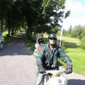 Sista resan gjord, framme i Västra Ämtervik