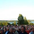 Snygg publik på Sillegården, Foto Lars Stiernelöf